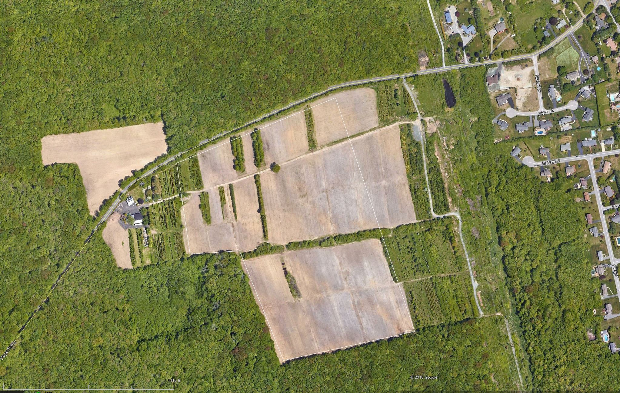 Rhode Island - 10MW PV Civil Design