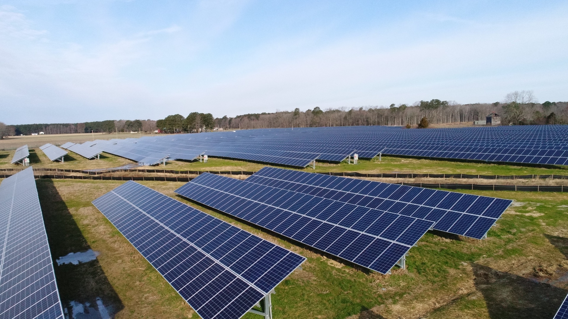 Great Bay, MD - 70MW PV Design