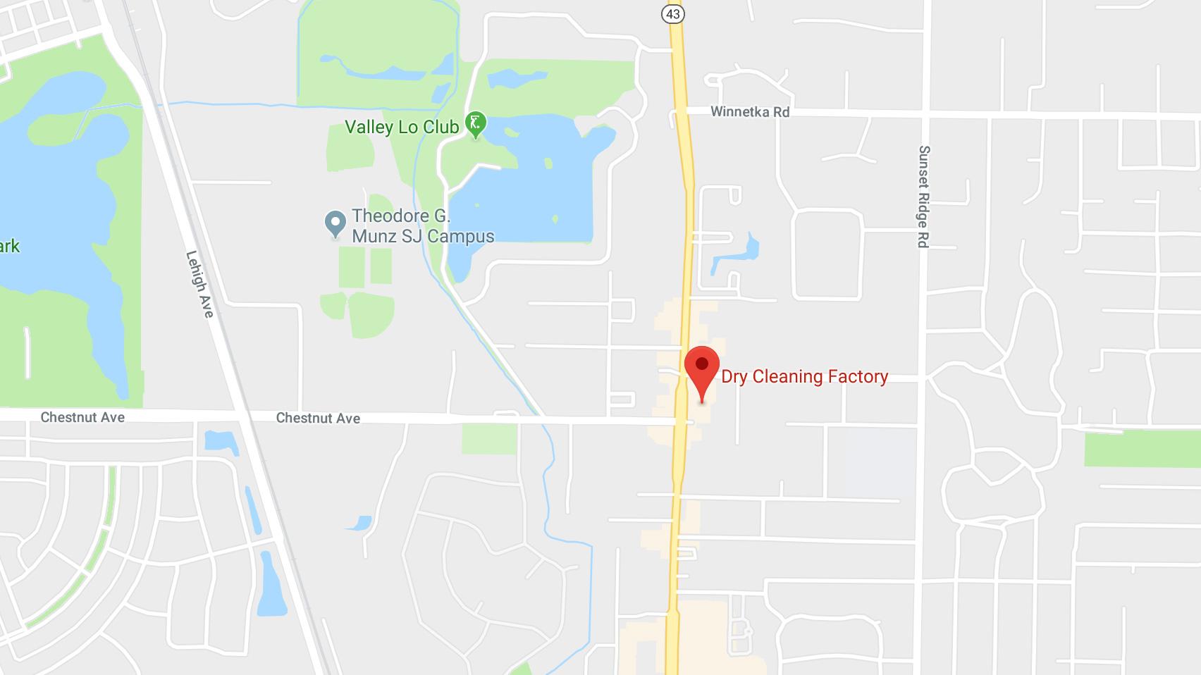 Glenview Location -