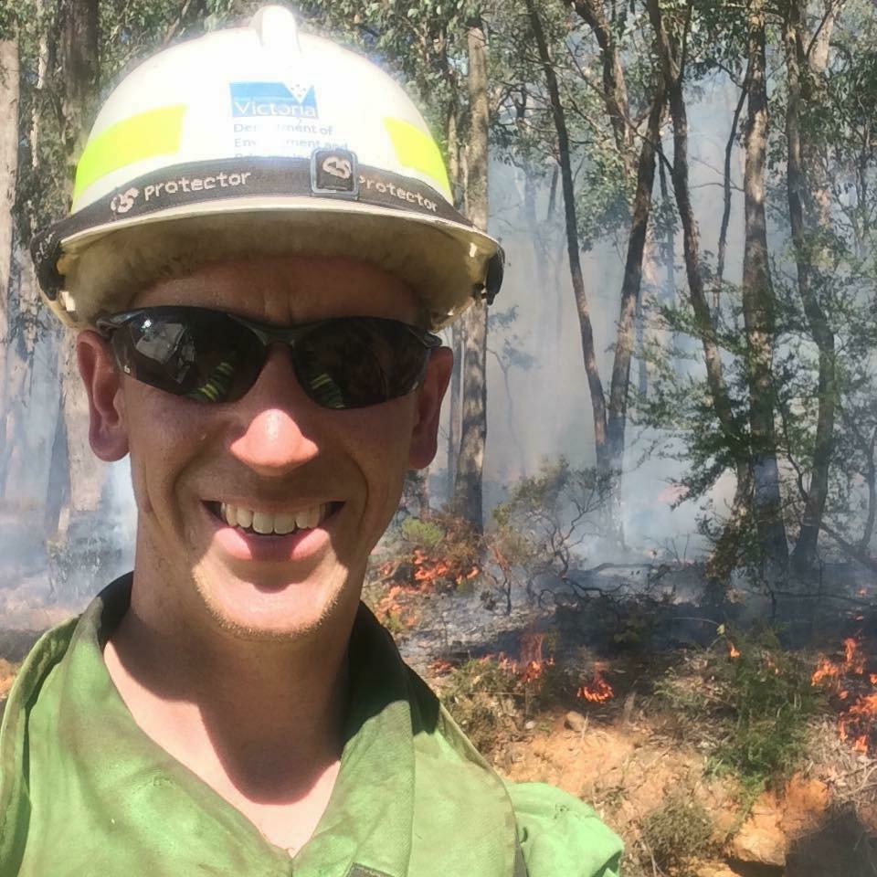 "Alumni Stories: Angus - ""I had a positive experience and many opportunities to help me progress in life…to my career in fire emergency management."""