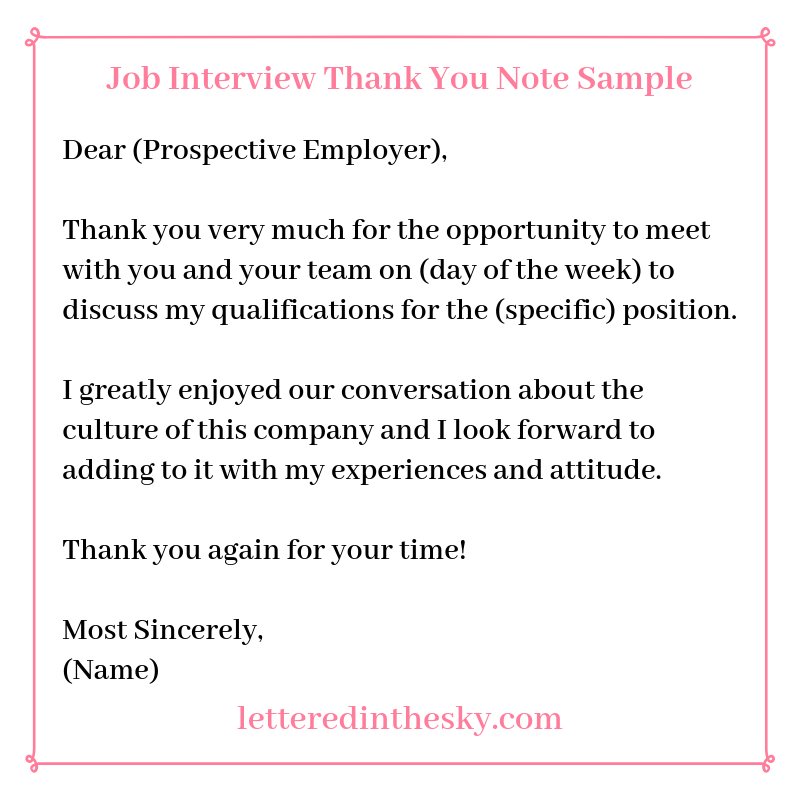 Job Interview Thank You Note Sample 1.png