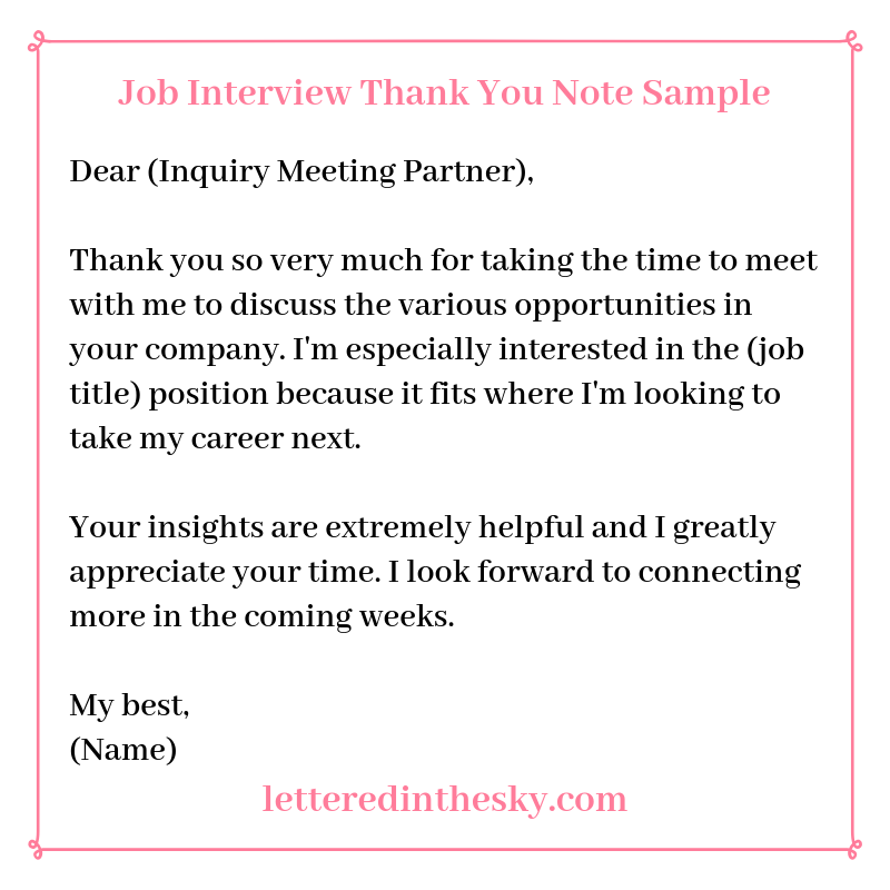 Job Interview Thank You Note Sample 4.png