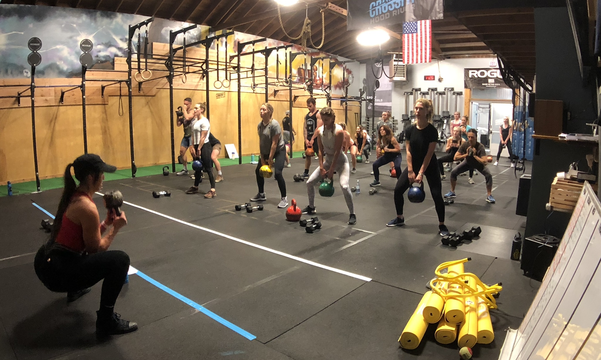 FITNESS CLASSES - | HIIT CLASSES IN THE LAB |