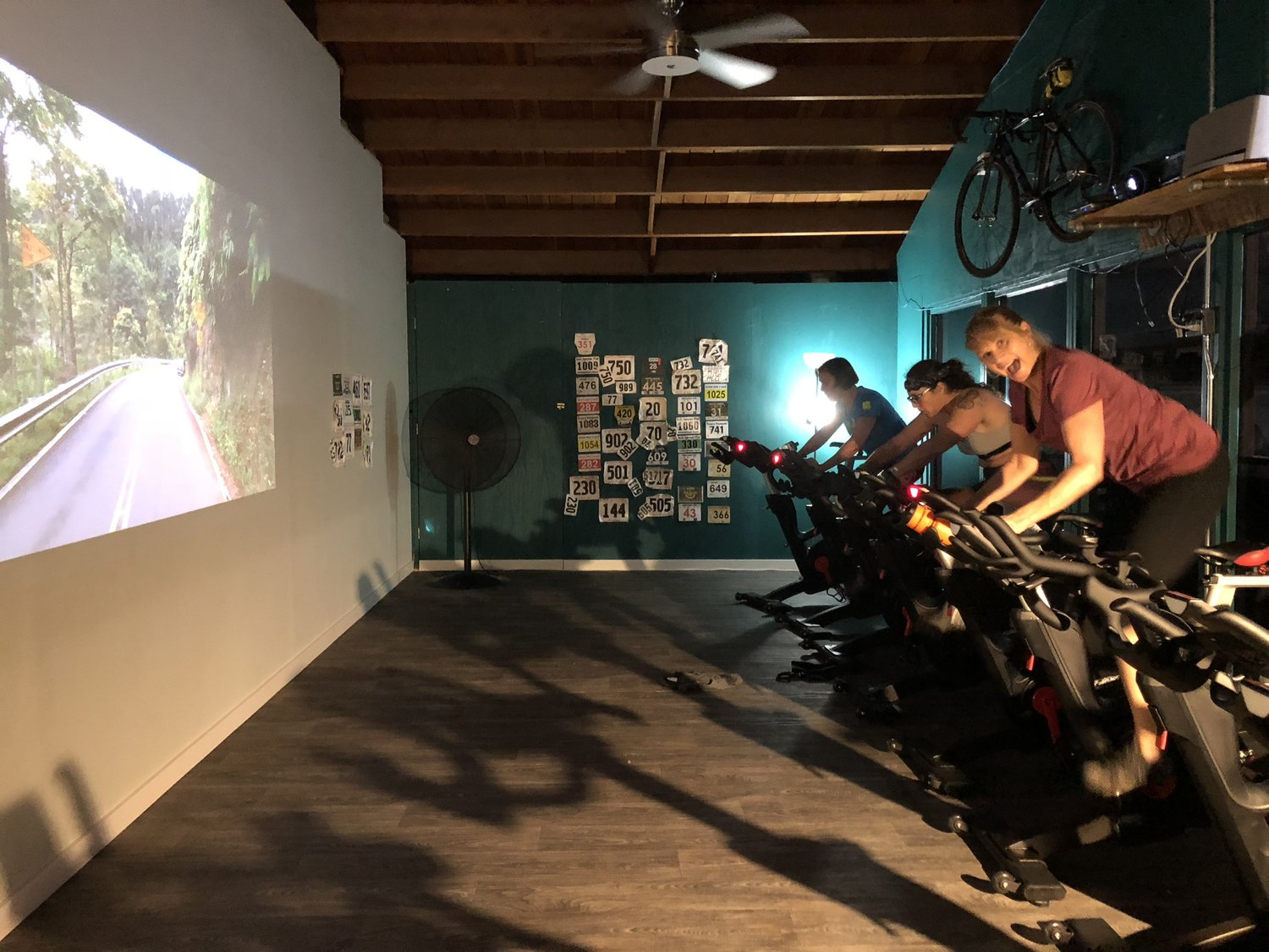 VIRTUAL SPIN - | spin class on your schedule! |