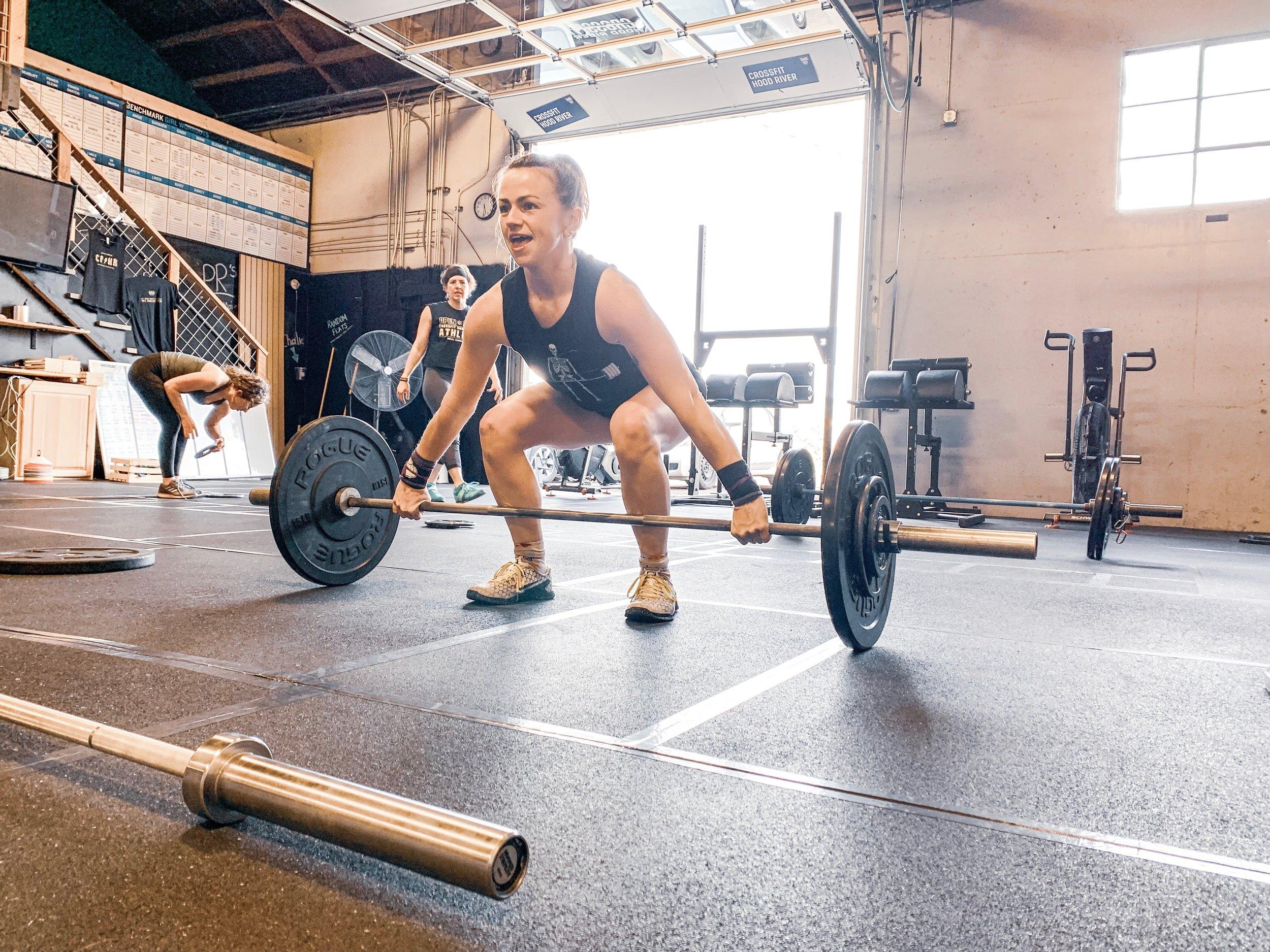 "THE ""2x"" - 2 CrossFit PER WEEK + SweatVirtual SpinOpen Studio HoursOpen Gym"
