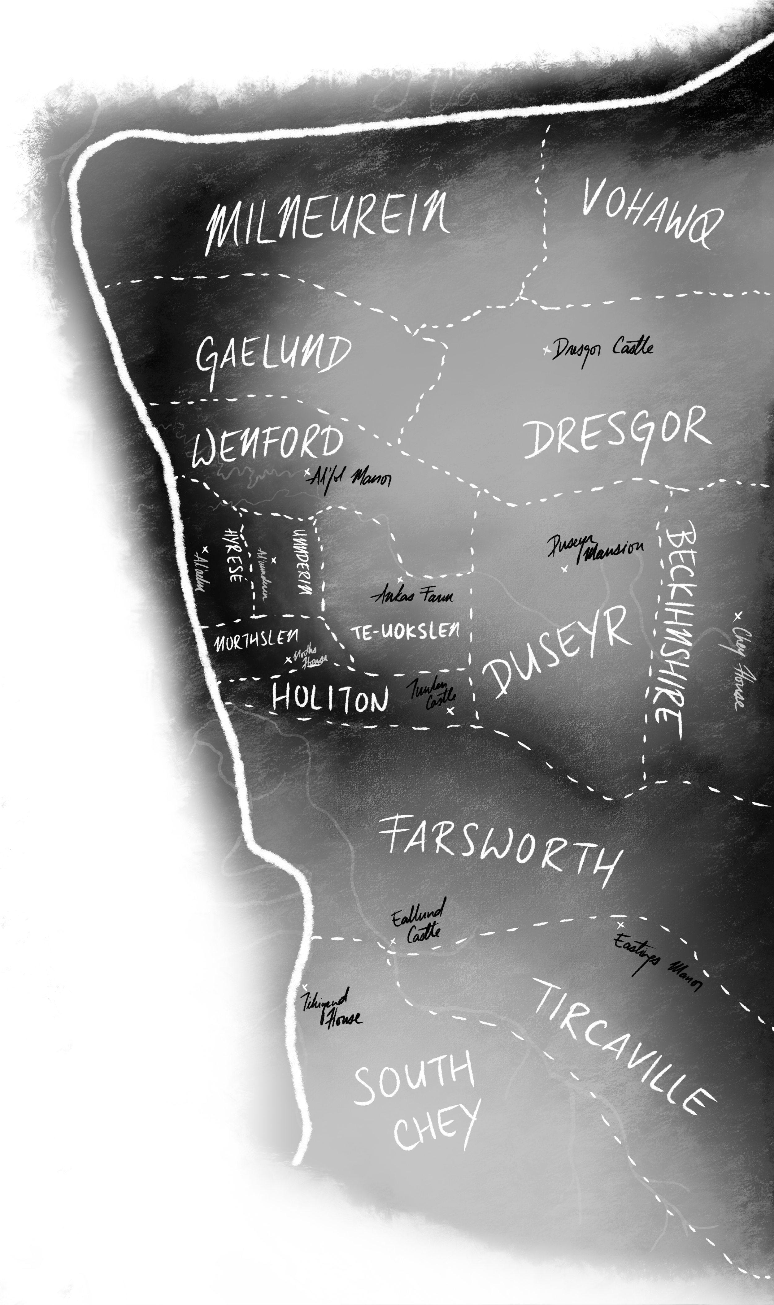 The Division of Al'esict Neradsof upon the death of Makrithen Nalchios, 8042 (click to enlarge)