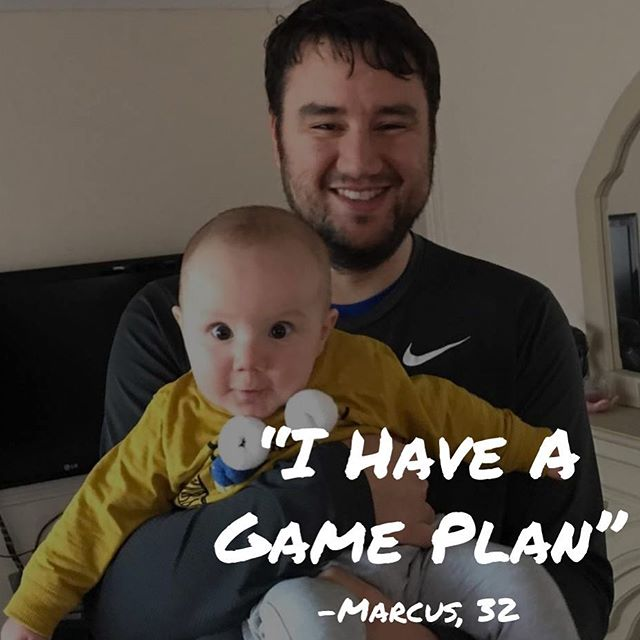 "Check out the latest ""I Have a Game Plan"" blog series post from @pezzaiolimarcus. Marcus has a unique story in being diagnosed in his early 30s. Read more on Marcus and see how he's managing his T1D by setting goals and staying fit. Love it 💪💥 ————————————————— #diabeticathlete #t1dathlete #gameplant1d #lifestyle #findyourgameplan"