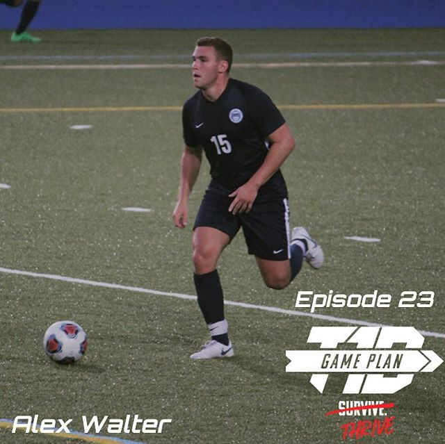 Episode 23 is LIVE ⚡️💥⚽️ ————————————————— I was lucky enough to sit down with all-conference, Brandeis University soccer player, Alex Walter. Tune in now to hear his perspective on handling T1D on and off the field! ————————————————— #findyourgameplan #gameplant1d