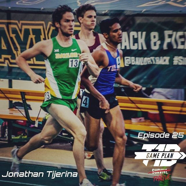 Episode 25 is LIVE 💥⚡️🏃‍♂️ ————————————————— I sat down for a great chat with multi-talented T1D, @jonathan_david_tijerina. Jonathan was diagnosed at age 13 with T1D and went on to run at @baylortrack. Jonathan is now pursuing a medical degree at @stanford. Tune in now to hear his story! ————————————————— #gameplant1d #findyourgameplan #diabeticathlete