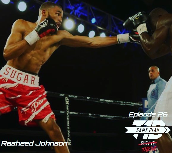 Episode 26 is LIVE💥⚡️🥊 ———————————————— Great conversation with Rasheed Johnson (@sugarsheed) on his journey to overcome T1D and find success in the ring as a professional boxer. Tune in now to hear his story! ———————————————— #findyourgameplan #gameplant1d #diabeticathlete