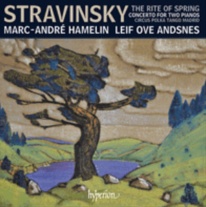 Stravinsky: The Rite of Spring & other works for 2 pianos 4 hands - iTunes | Amazon