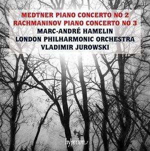 Medtner Piano Concerto No. 2 Rachmaninov Piano Concerto No. 3 - iTunes | Amazon