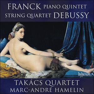 Franck: Piano Quintet; Debussy: String Quartet - iTunes | Amazon