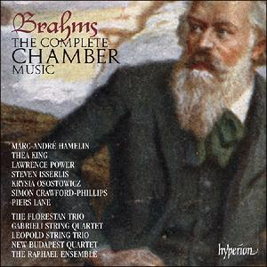 Brahms Complete Chamber Music - Amazon