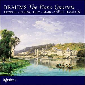 Brahms: Piano Quartets - iTunes   Amazon