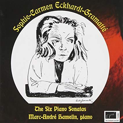 Sophie-Carmen Eckhardt-Gramatté Sonatas - Amazon