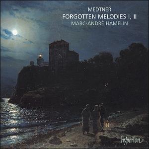 Medtner: Forgotten Melodies I & II - iTunes   Amazon