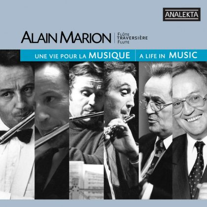 Alain Marion: A Life in Music - Amazon   ArkivMusic