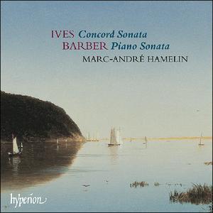 Ives and Barber: Piano Sonatas - iTunes   Amazon