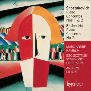 Shostakovich & Shchedrin: Piano Concertos - iTunes   Amazon