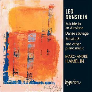 Ornstein: Piano Music - iTunes   Amazon