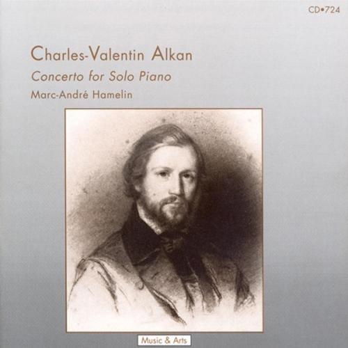 Alkan: Concerto for Solo Piano - iTunes   Amazon