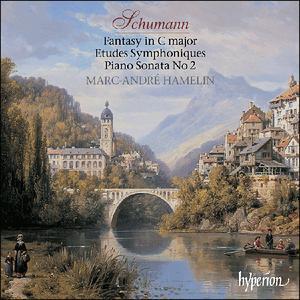 Schumann: Fantasy in C, Piano Sonata No. 2, Etudes - iTunes   Amazon