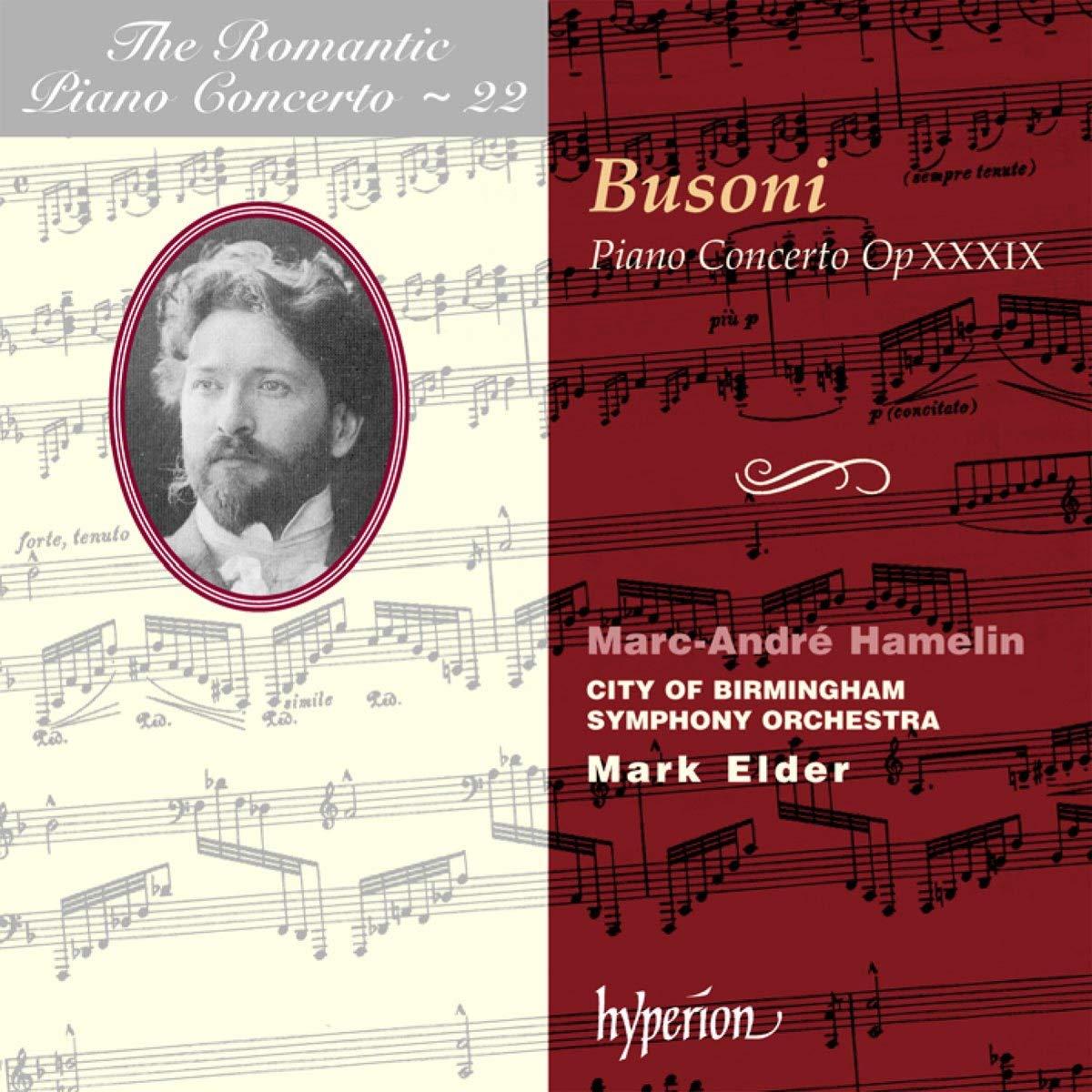 Busoni: Piano Concerto - iTunes | Amazon