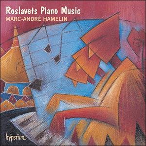 Roslavets: Piano Music - iTunes | Amazon
