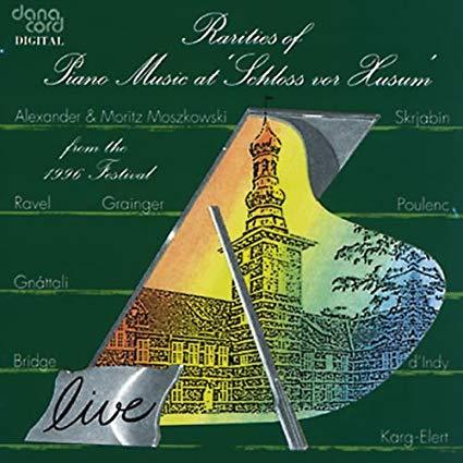 Rarities of Piano Music at Schloss vor Husum, 1996 Festival - Amazon