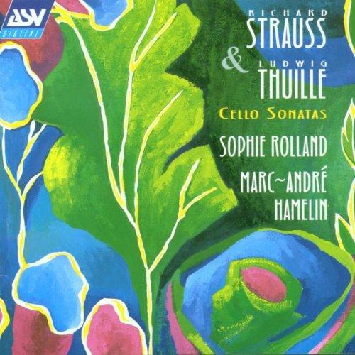 Strauss and Thuille Cello Sonatas - iTunes | Amazon