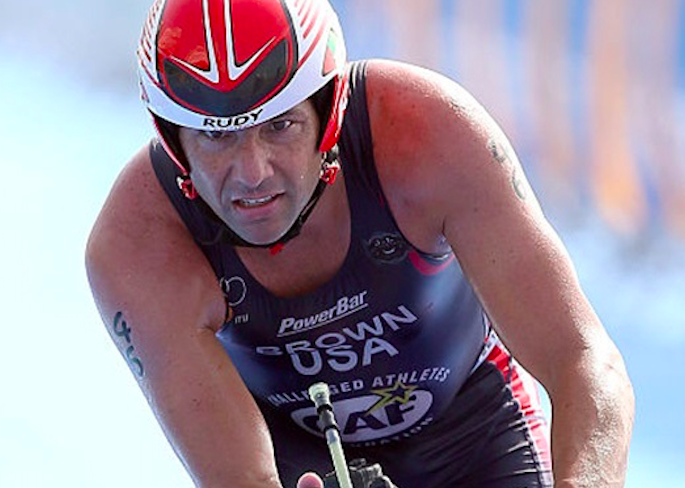 """After Missing Rio Debut, Veteran Paratriathlete Jamie Brown…"" - Team USA 