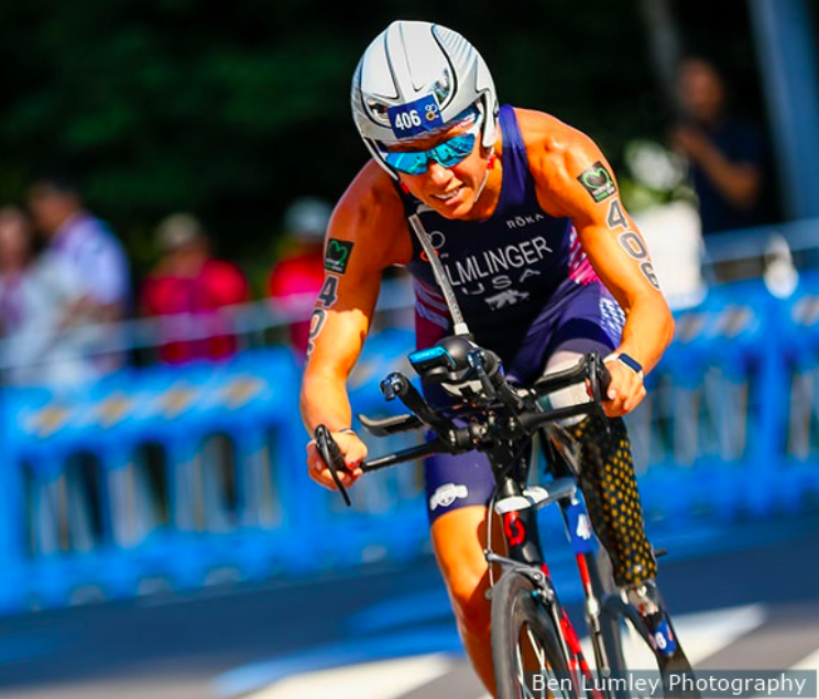 U.S. Paratriathletes Claim Three Golds… - Team USA | USA Triathlon | August 16, 2019