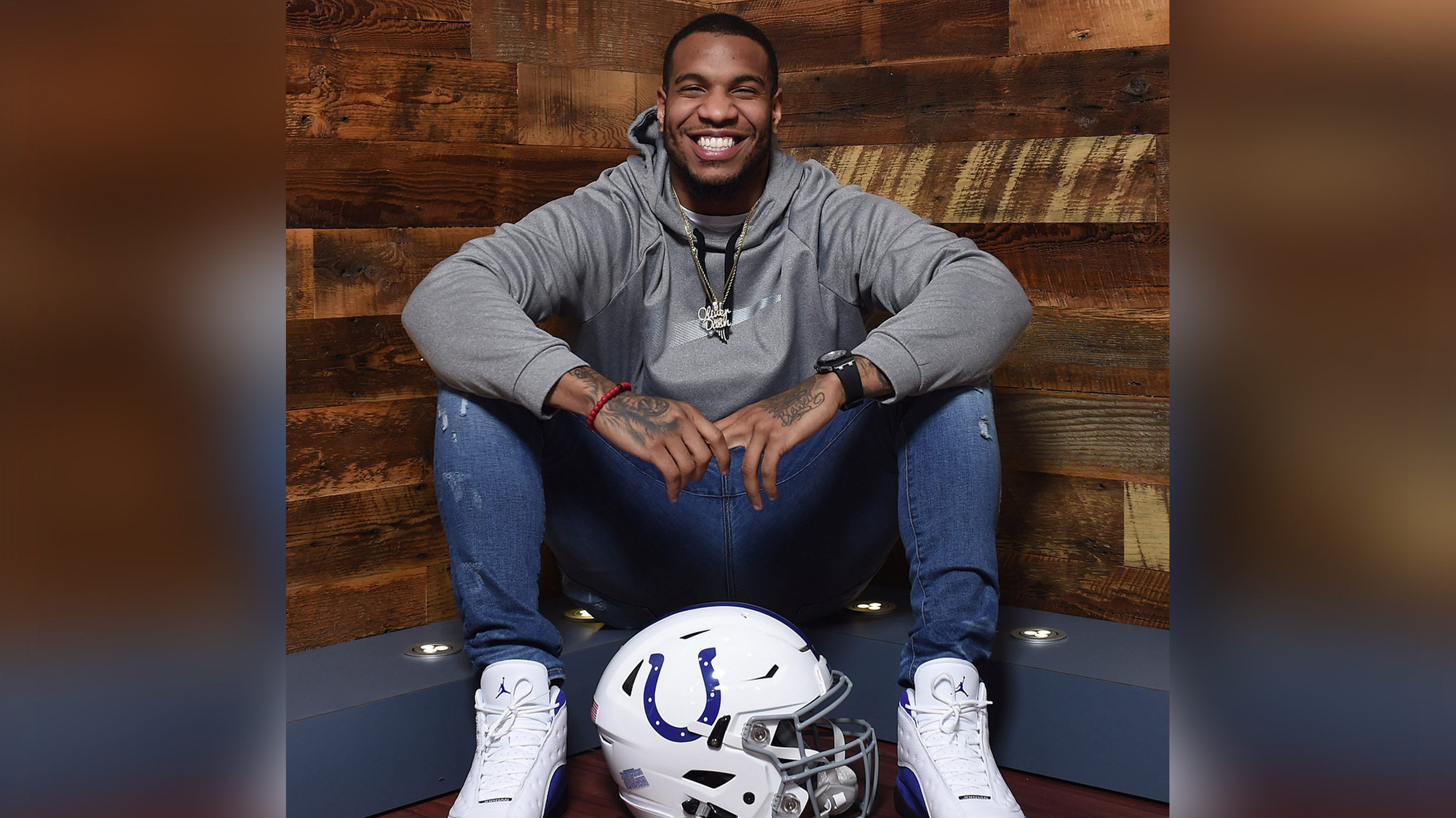 Will Indy help Ebron provide big upside in fantasy drafts?