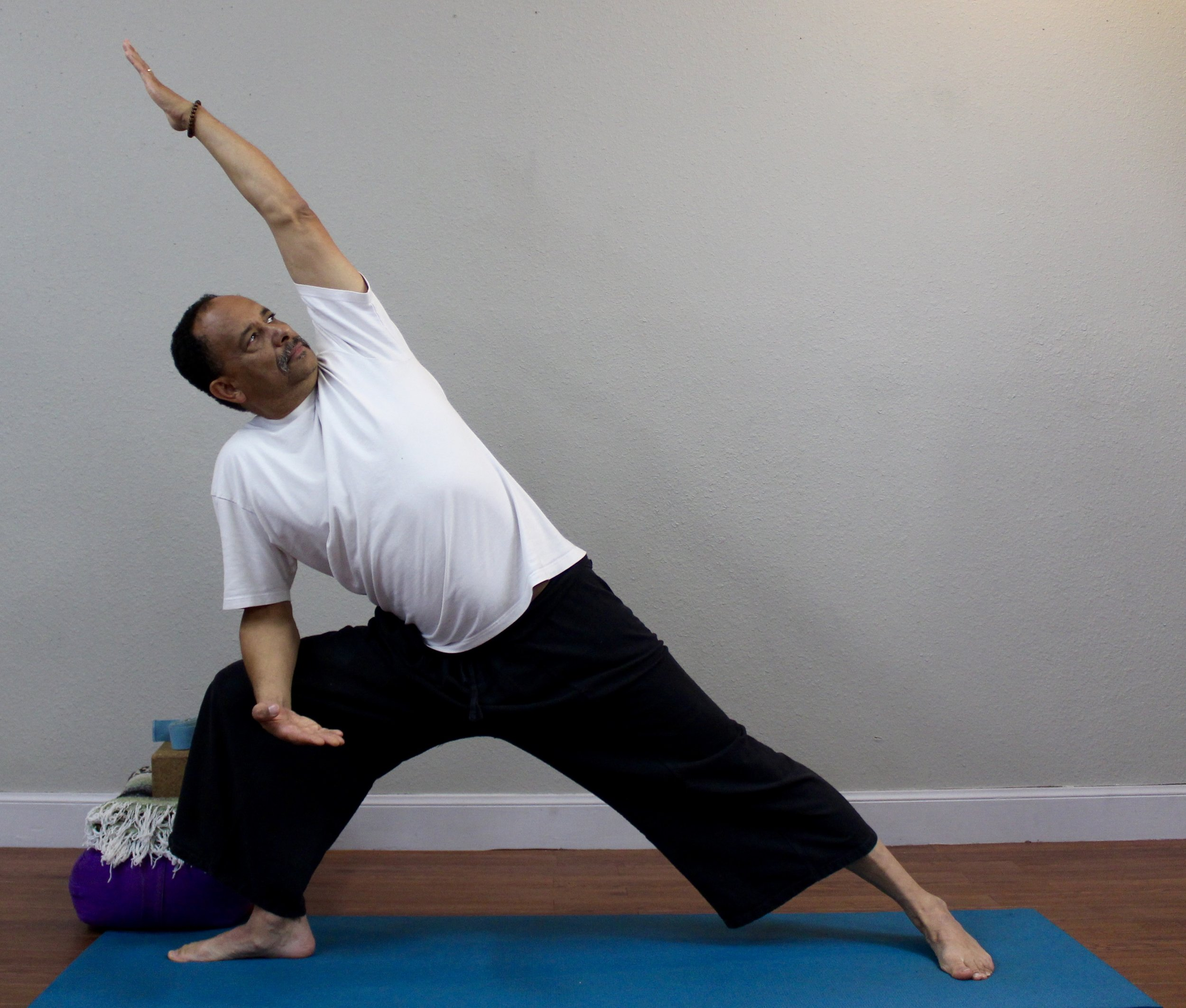 @curobjr  Curtis teaches Mindfulness Meditation Saturdays at 8:30 a.m.
