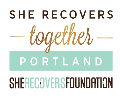 SHE RECOVERS Together, Portland
