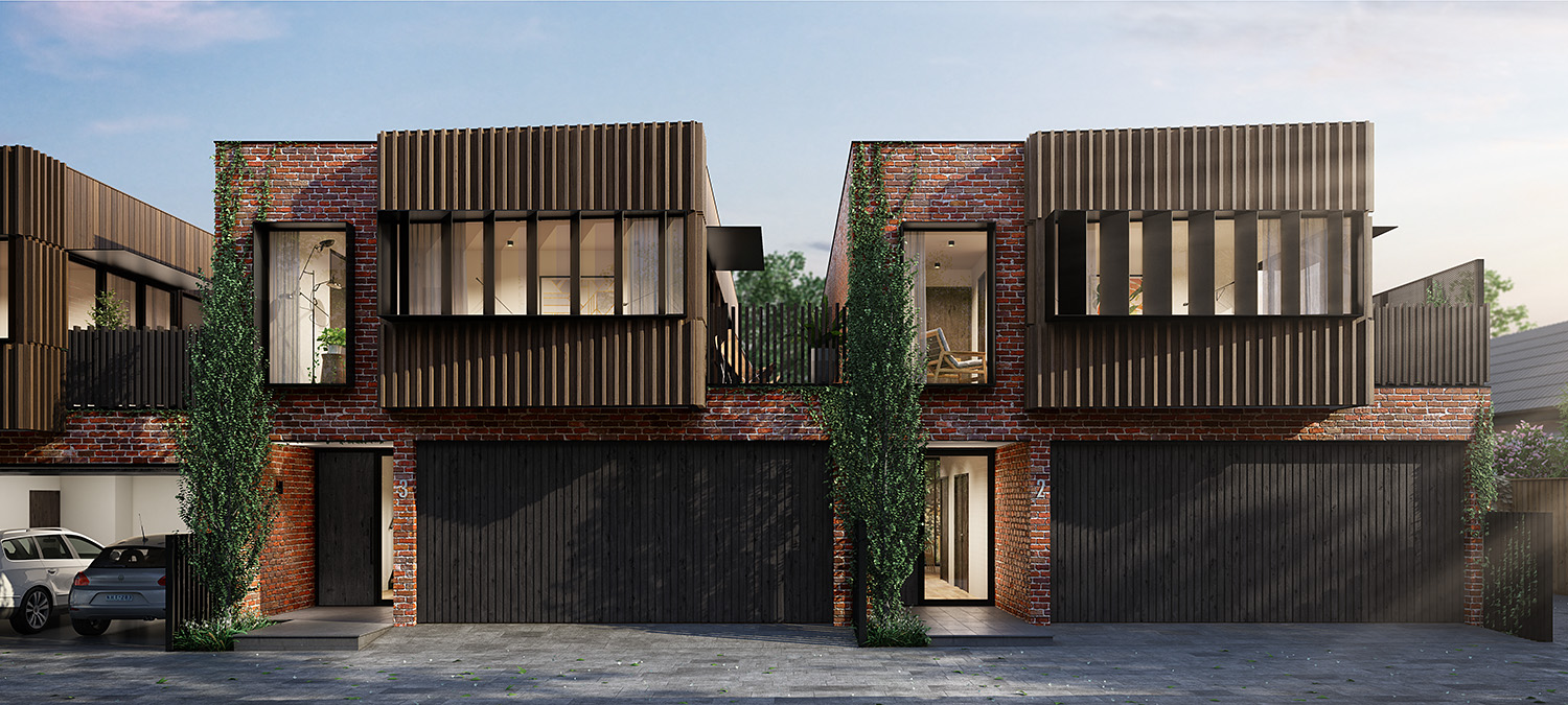 *Artist's Impression Only: Design by Porter Architects: Image Credit Cleanpix