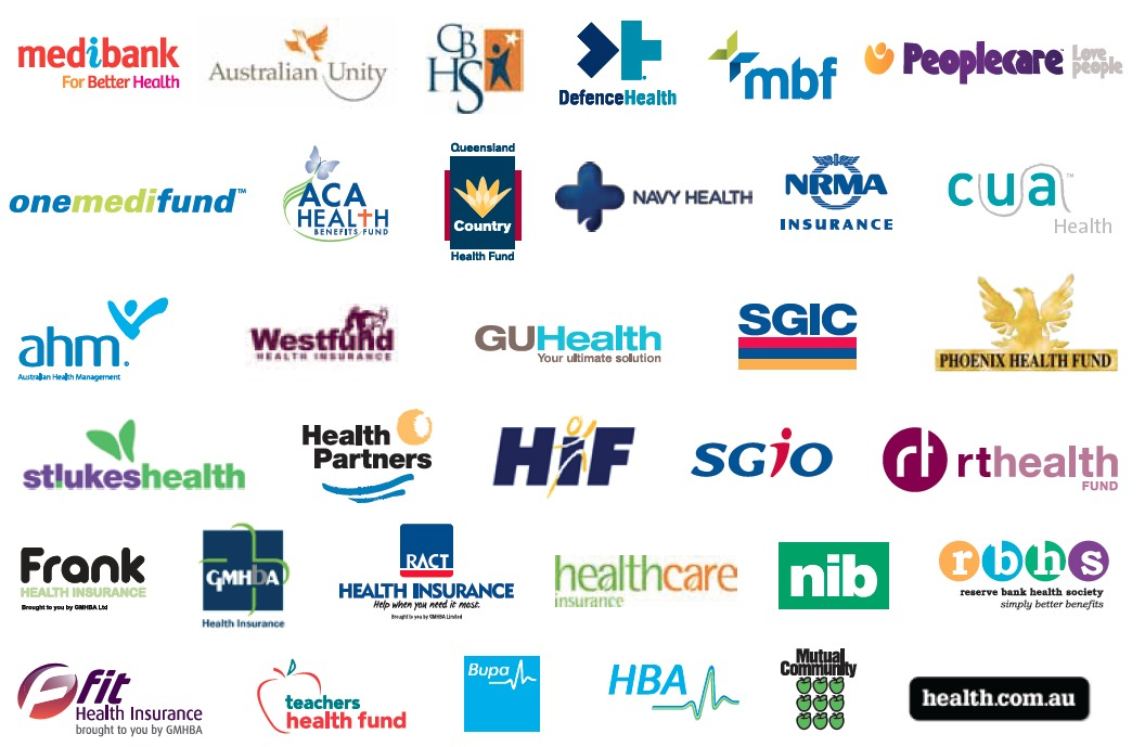 All Private Health Funds Accepted - On the Spot Rebates!