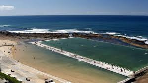 MEREWETHER OCEAN BATHS NEAR MEREWETHER BEACH HOUSE ACCOMMODATION NEWCASTLE