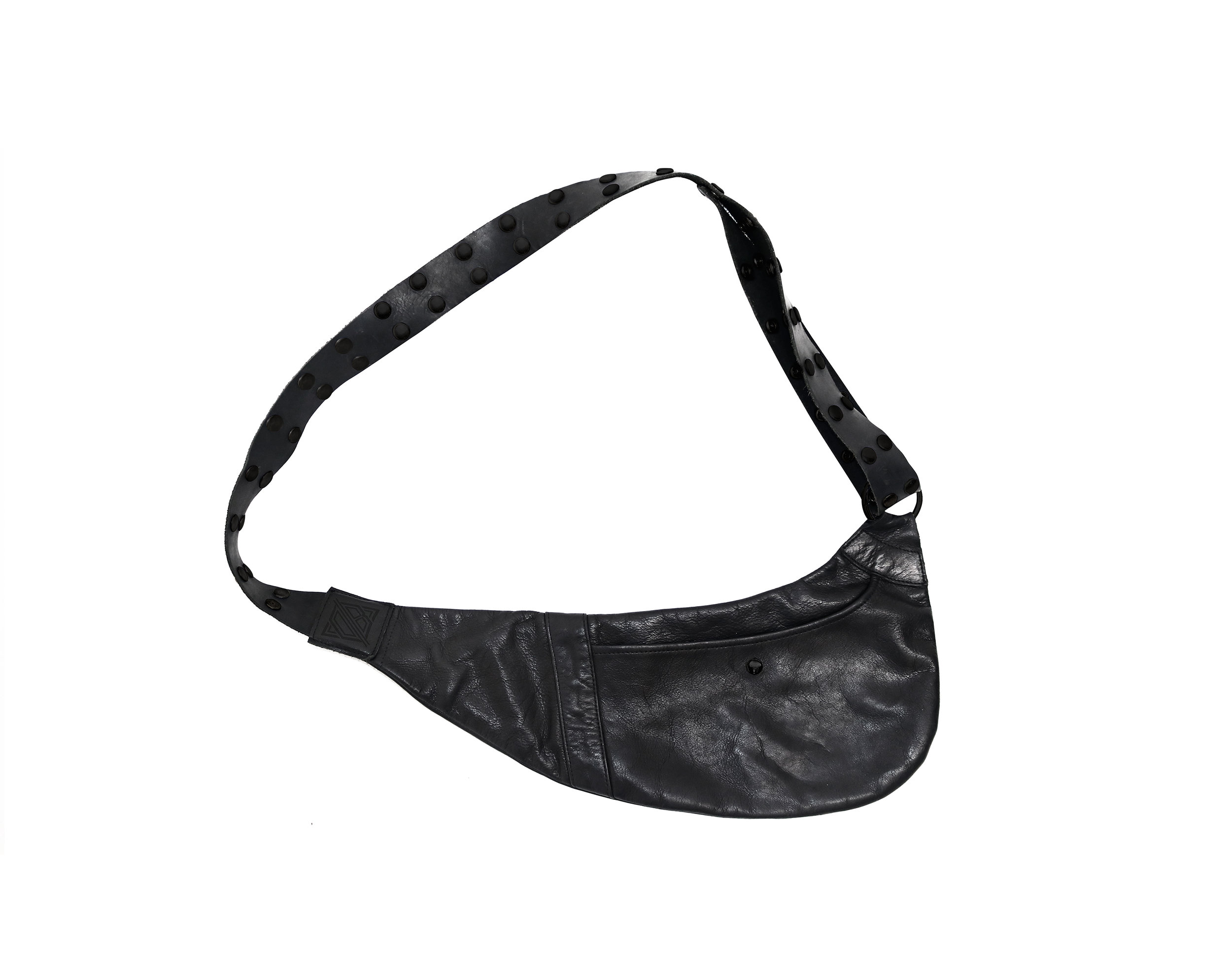 Dirty sling bag$275 - all black with black hardware