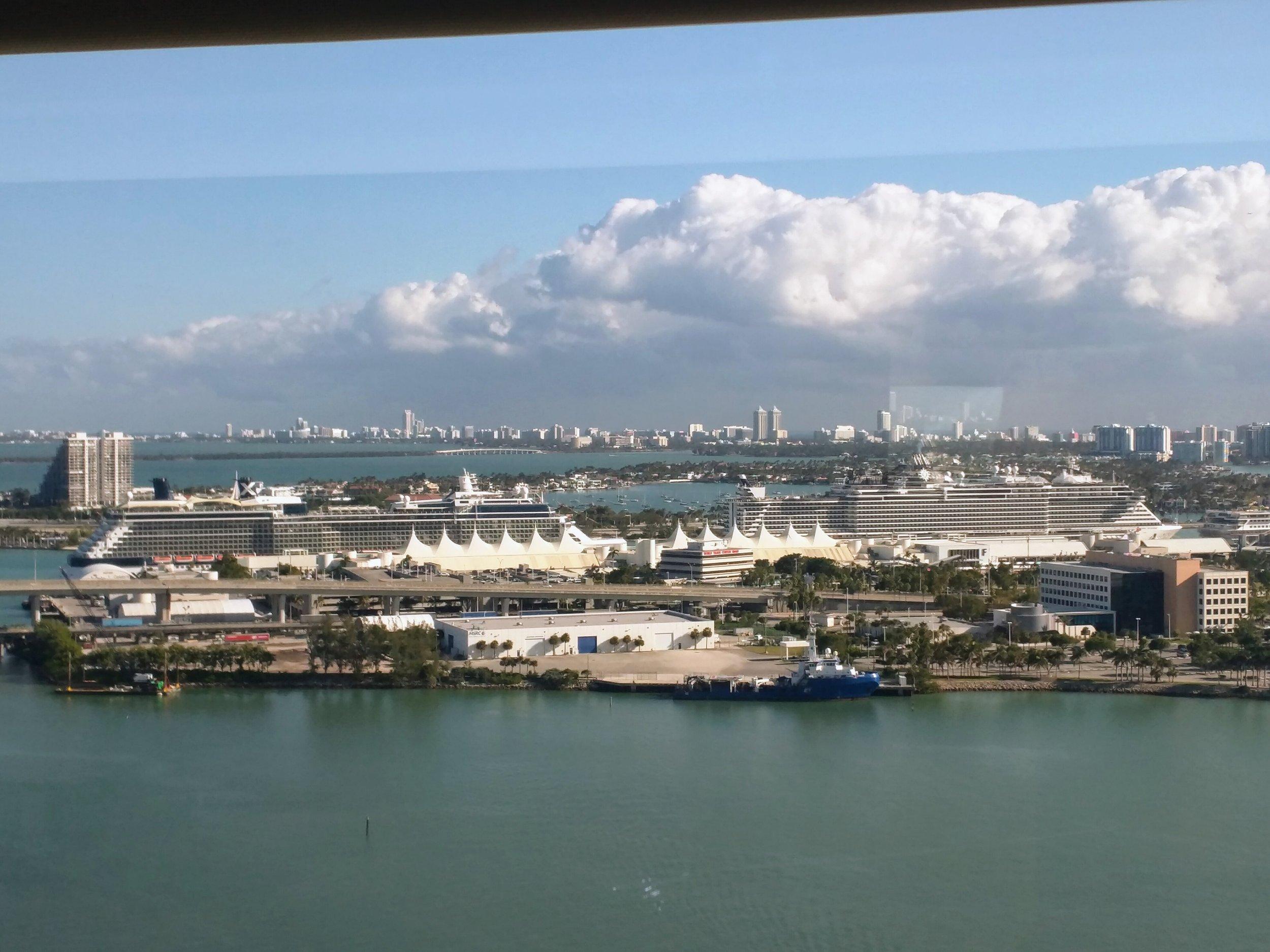 Cruise Terminal F