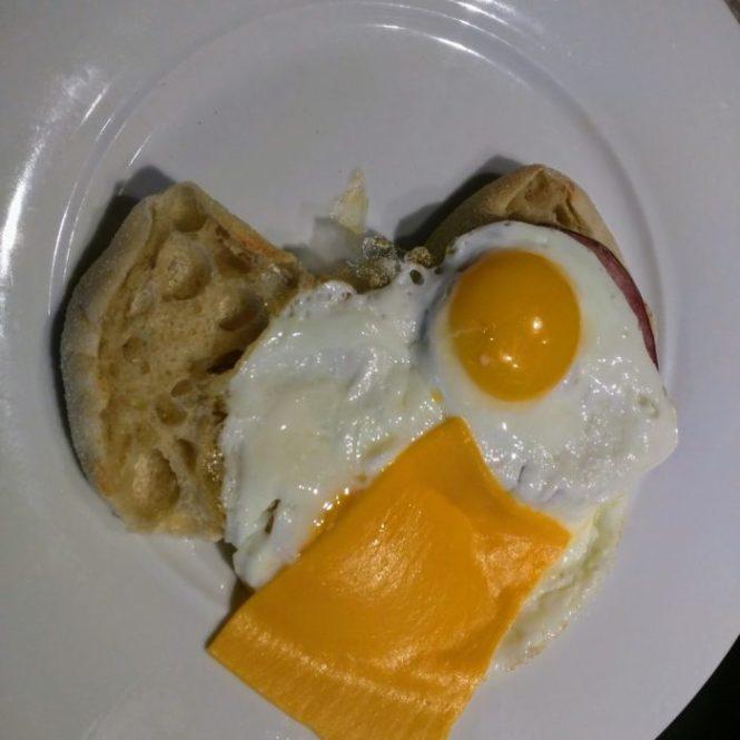 Room Service Eggs