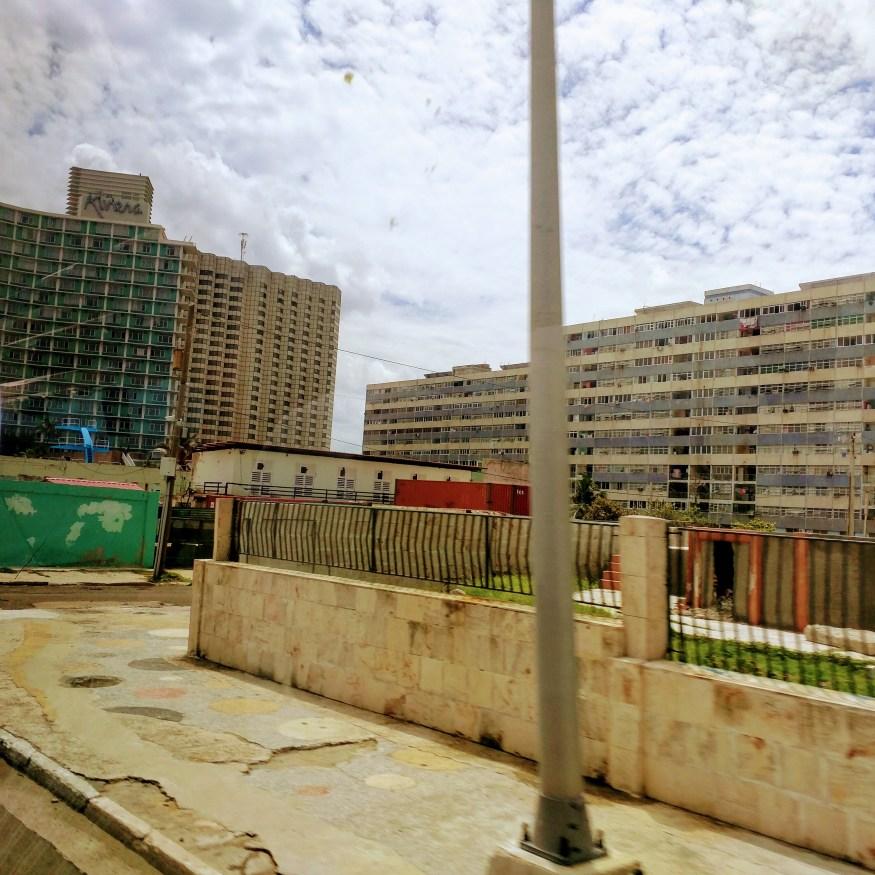 Old Buildings in Havana