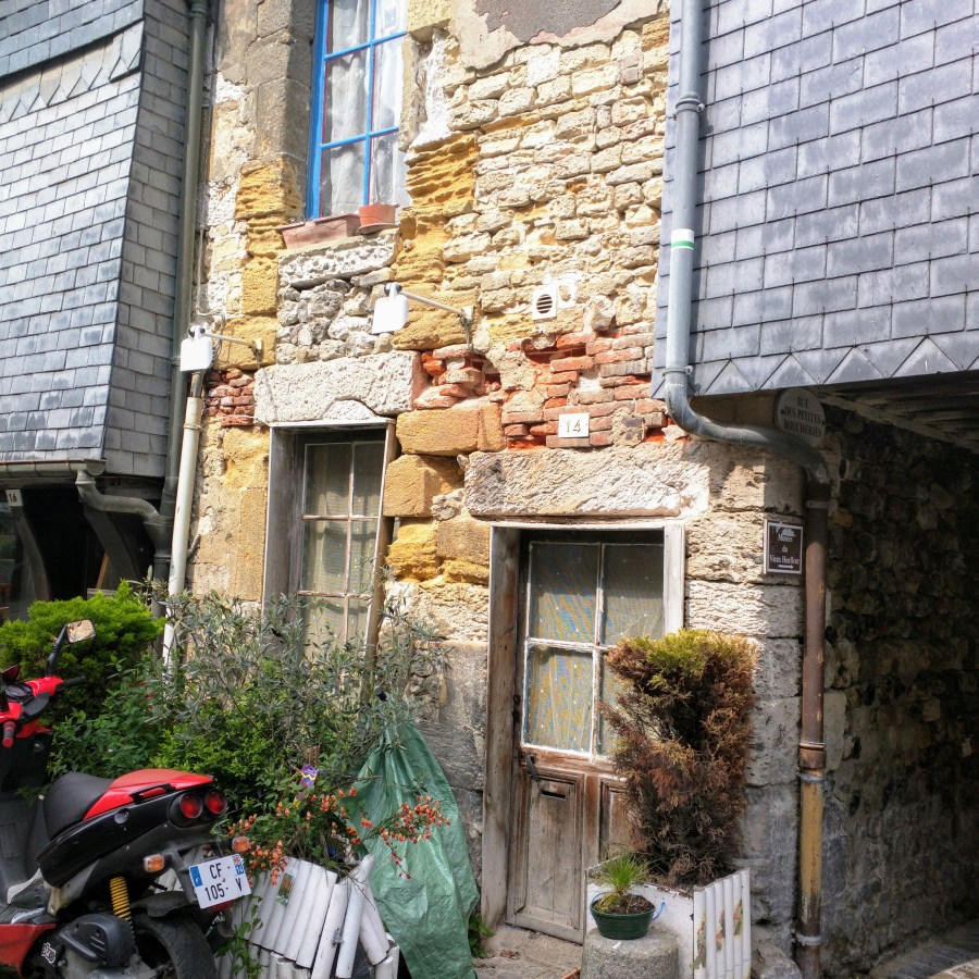 Cute house in Honfleur