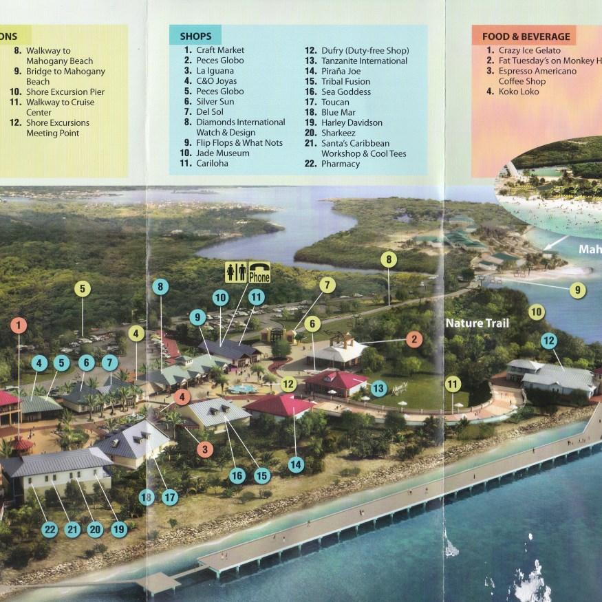 Mahogany Bay Attractions