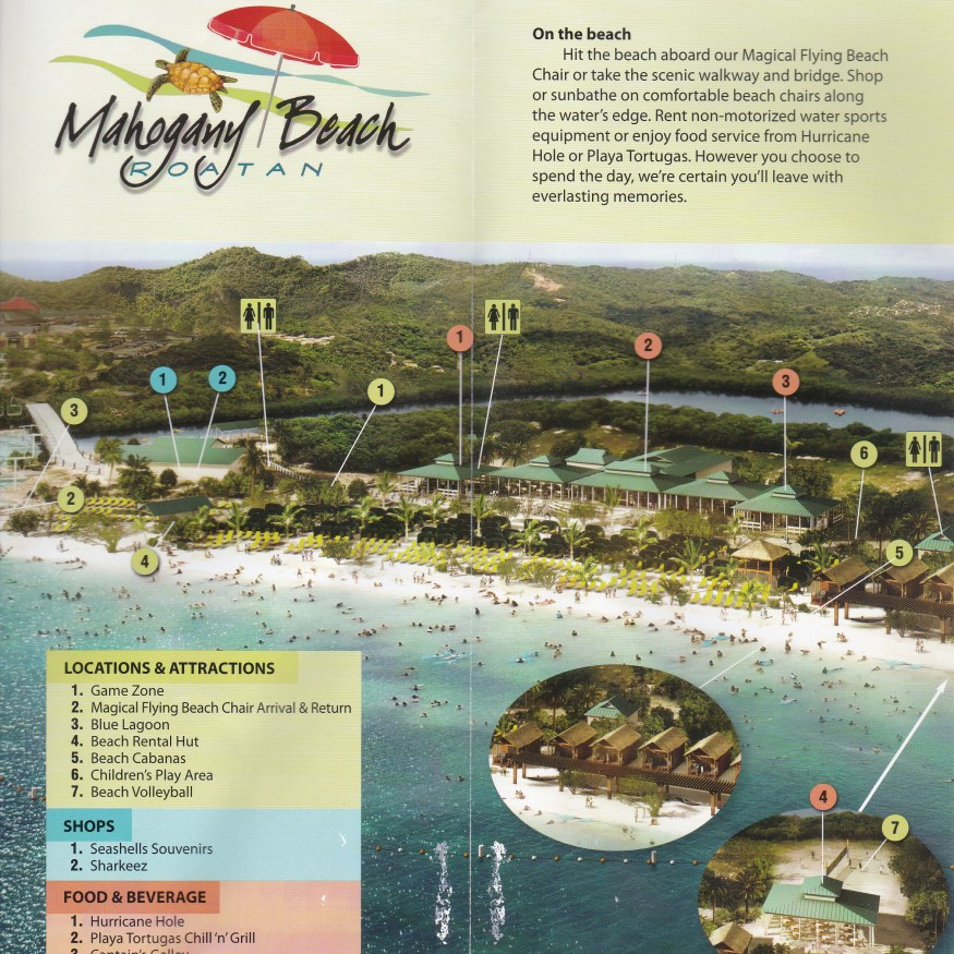 Mahogany Beach Roatan