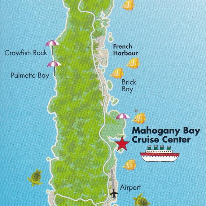 Roatan Beach & Coral Reef Etiquette