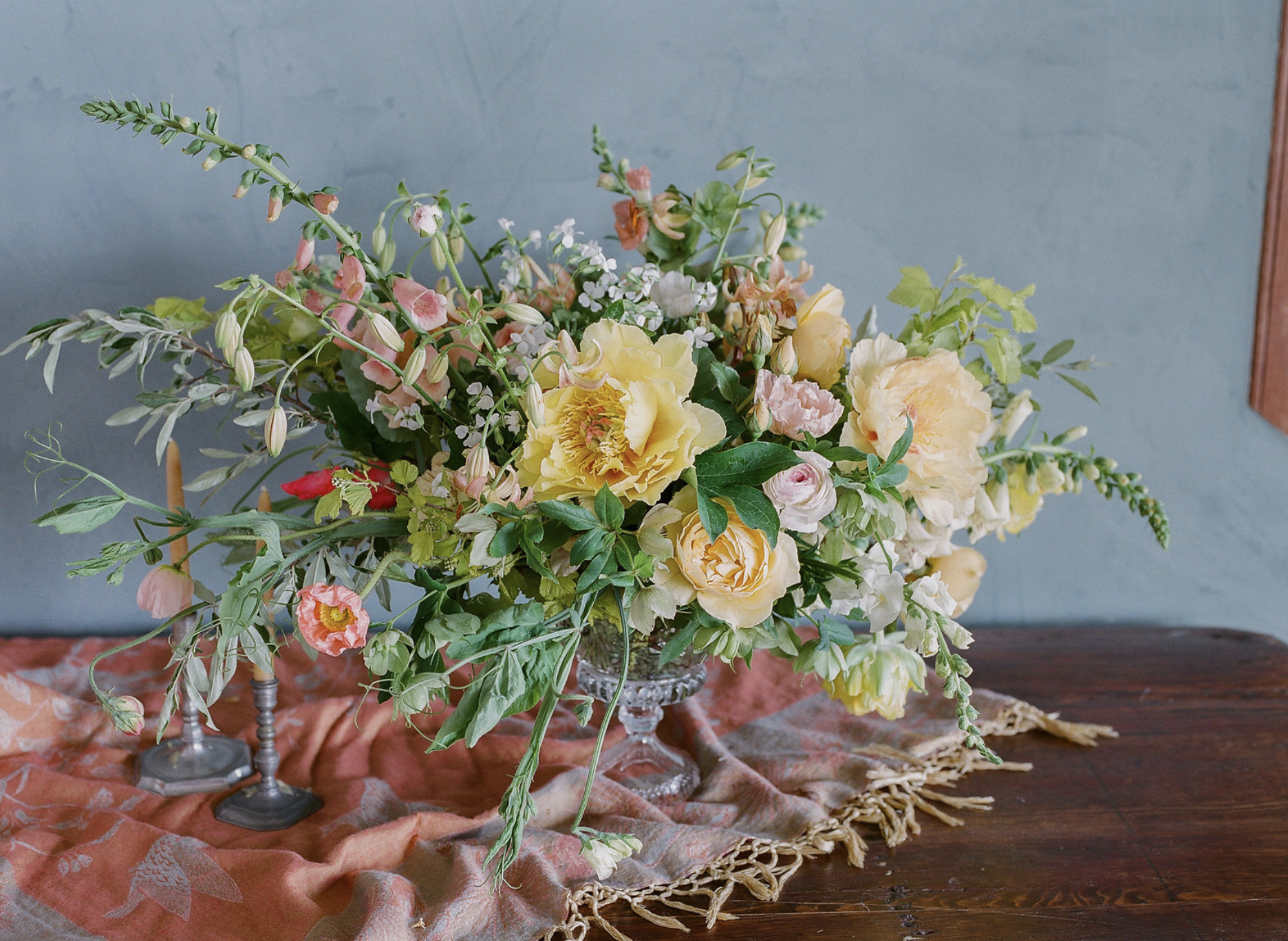 Floral Splendor  with Ariella Chezar