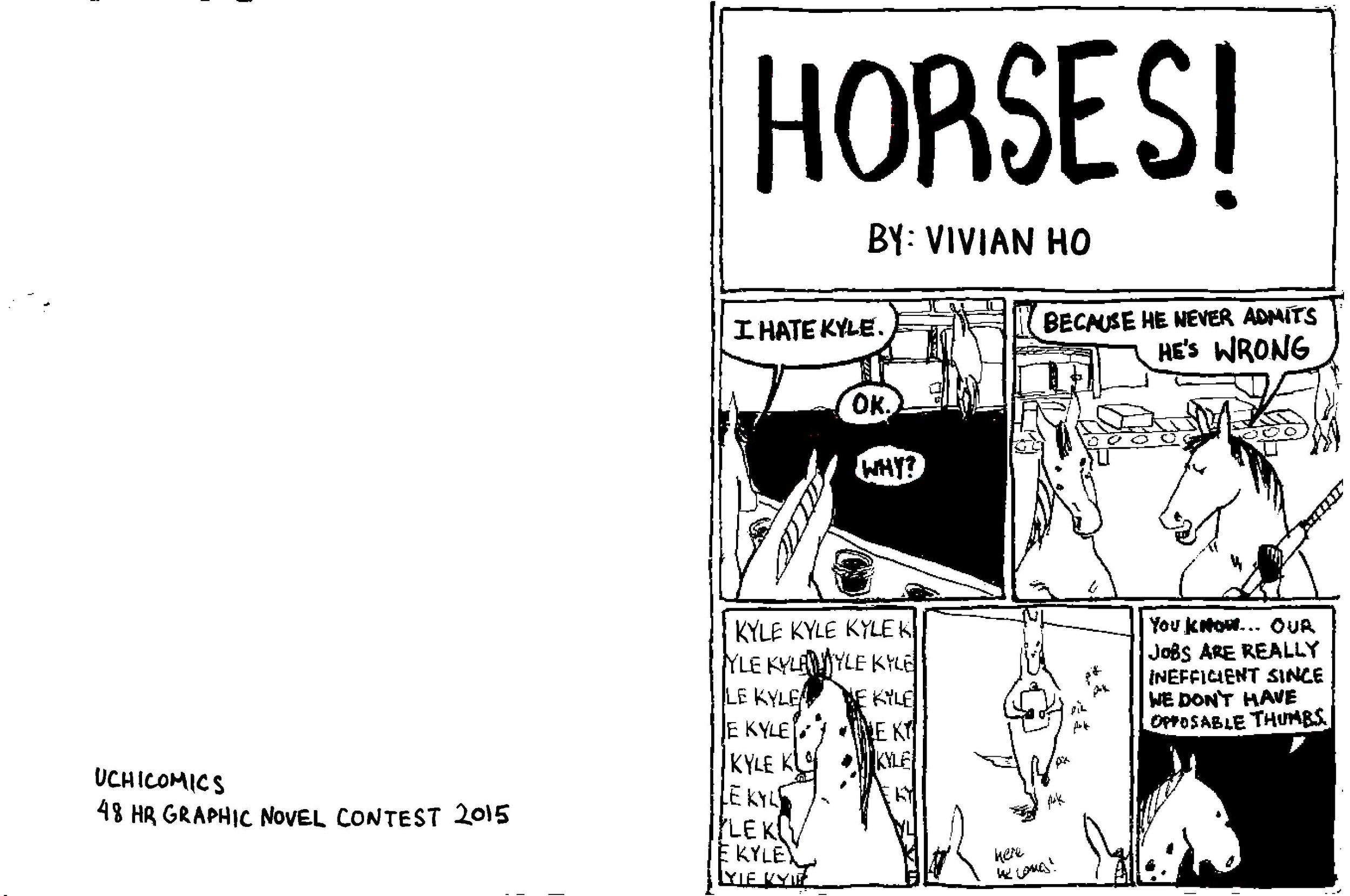 Horses! 2015