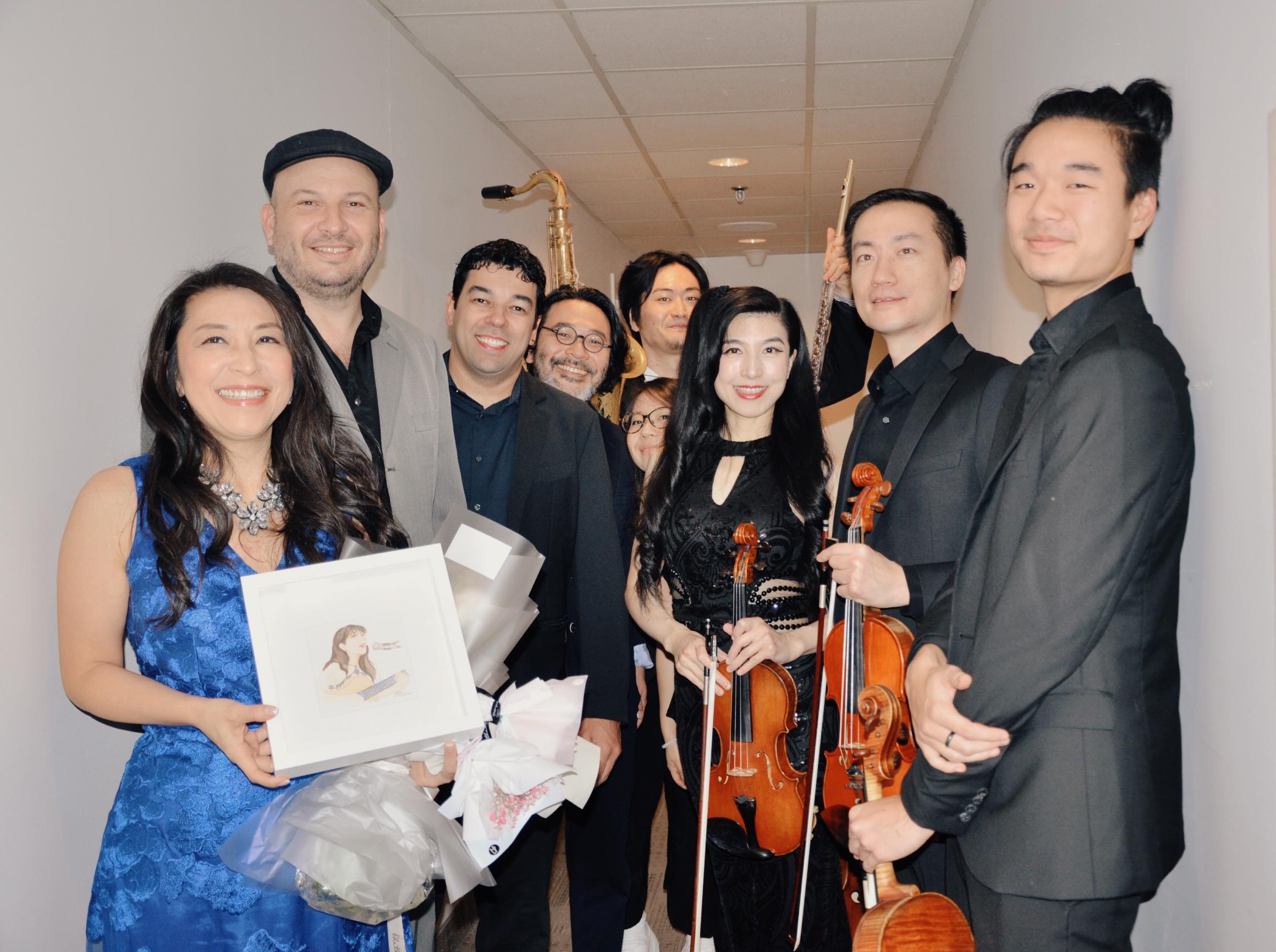11.01.18 Toronto, Roy Thompson Hall with Lisa Ono